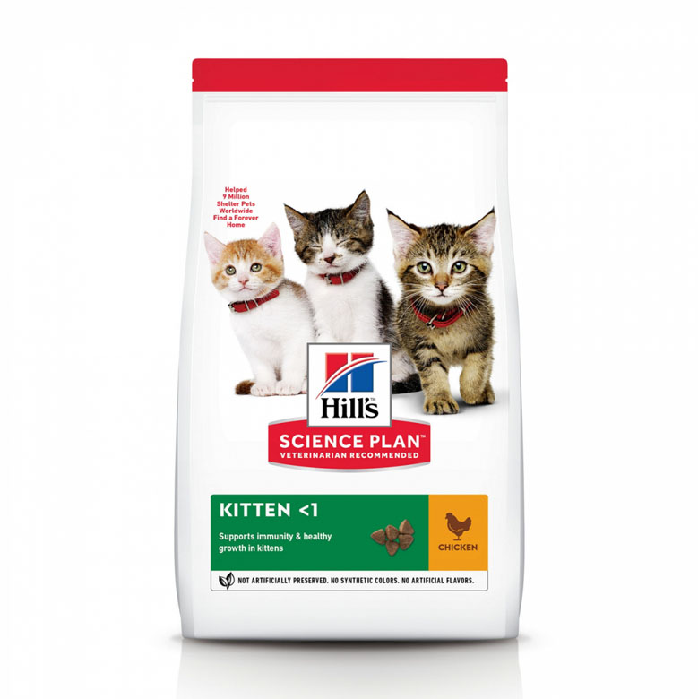 Hill's Kitten Chicken 3kg