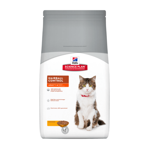 Hill's Cat Adult Hairball 7kg